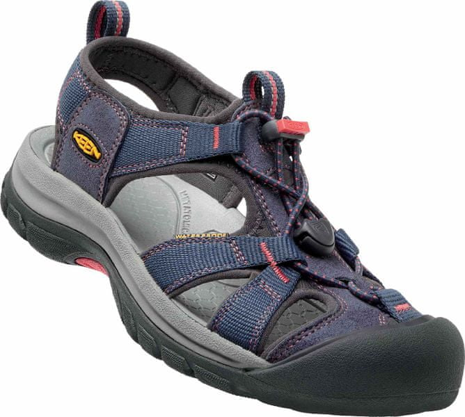 KEEN Venice H2 Midnight Navy/Hot Coral US 9,5 (40 EU)