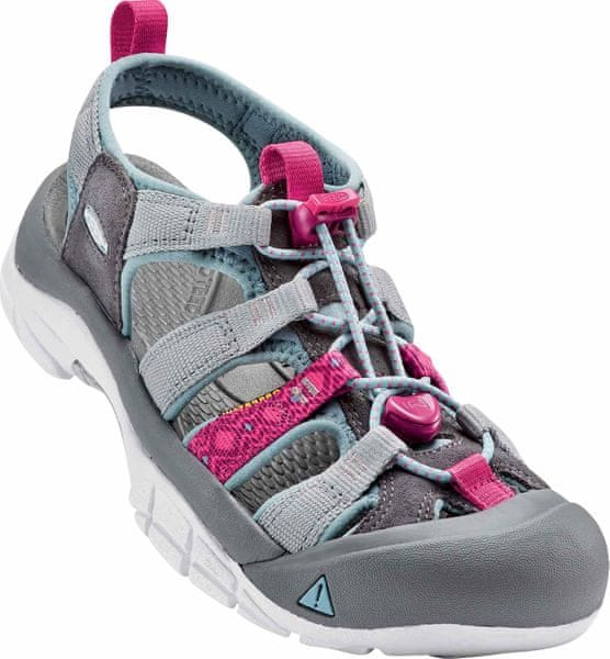 KEEN Newport Evo H2 Neutral Gray/Raspberry US 9 (39,5 EU)