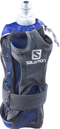Salomon torbica za steklenico Hydro Handset, modra/siva