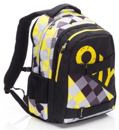 7ccab3c4418 Karton P+P Anatomický batoh OXY One Yellow - Diskuze