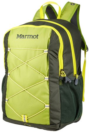 Marmot Kid's Arbor Green Lichen/Rosin Green
