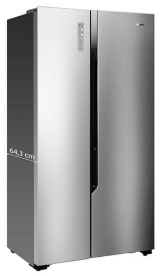 Hisense RS670N4AC1