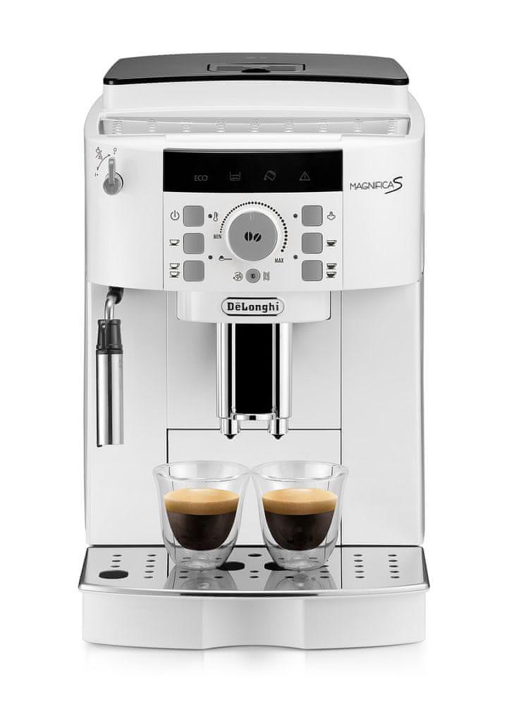 De'Longhi automatický kávovar ECAM 22.110 W Magnifica S - rozbaleno