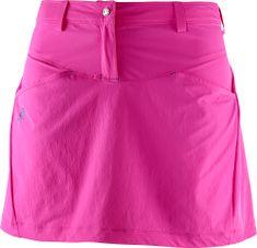 Salomon Wayfarer Skirt W Rose Violet