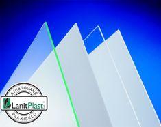 LanitPlast Plexisklo 4 mm čiré