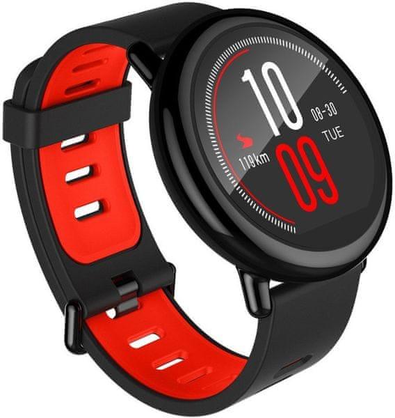 Xiaomi Huami Amazfit Black - chytré sportovní hodinky