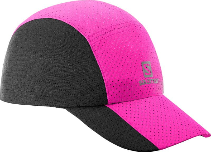 Salomon Xt Compact Cap Rose Violet/Black