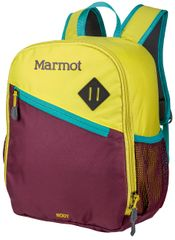 Marmot Kid's Root Green Spice/Deep Purple hátizsák