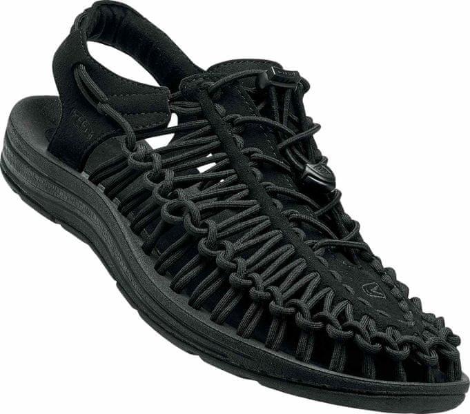 KEEN Uneek M Black/Black US 10,5 (44 EU)