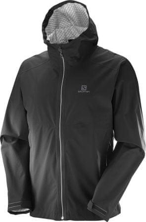 Salomon moška jakna La Cote Flex 2.5L, črna, M