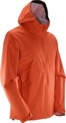 Salomon moška jakna La Cote Flex 2.5L, rdeča