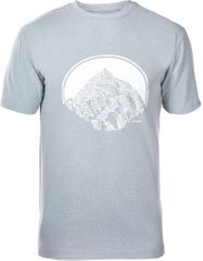 Berghaus kratka majica Voyager Peak, siva