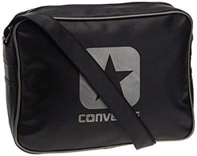 Converse Reporter bag star black