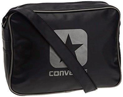 Converse Reporter bag star black