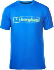 Berghaus moška majica Voyager Sketch, modra