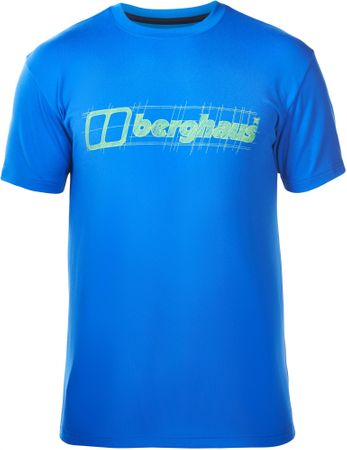 Berghaus moška majica Voyager Sketch, modra, XXL