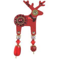 Deers Malý červený Jelínek Hugo
