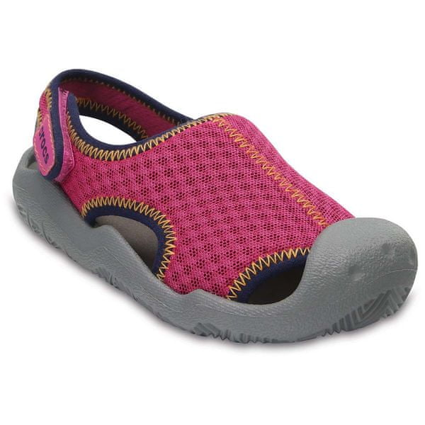 Crocs Swiftwater Sandal Kids Pink 32-33