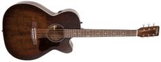 ART&Lutherie Legacy Bourbon Burst CW QIT Elektroakustická kytara