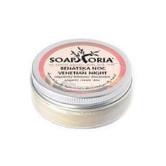 Soaphoria Přírodní krémový deodorant Benátská noc (Organic Cream Deo Venetian Night) 50 ml