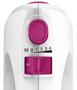 4 - Bosch ročni mešalnik, belo-roza MFQ2210PS