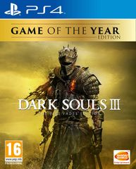 Namco Bandai Games Dark Souls III: The Fire Fates Edition - GOTY / PS4
