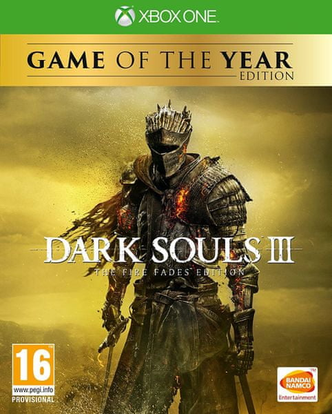 Namco Bandai Games Dark Souls III: The Fire Fates Edition - GOTY / Xbox One
