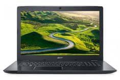 Acer prenosnik E5-774G-7358 i7-7500U/8GB/SSD 256GB/17,3FHD/GF940MX/Linux (NX.GG7EX.020)