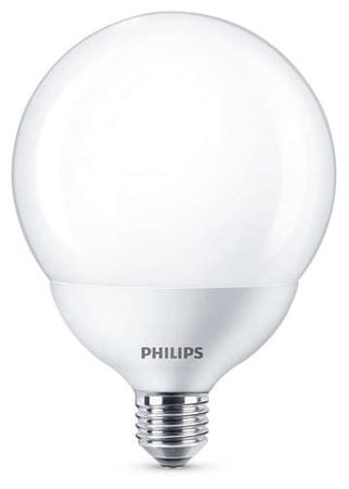 PHILIPS Consumer LED Globe 120W Izzó