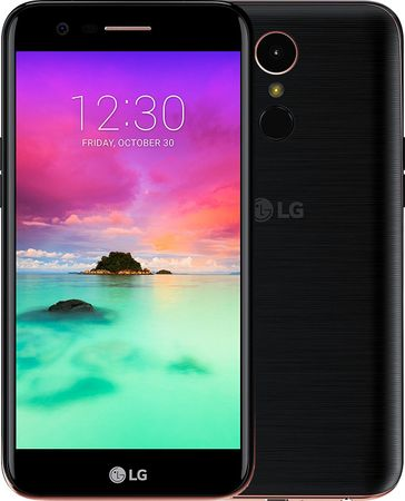 LG GSM telefon K10 2017 (M250N), črn