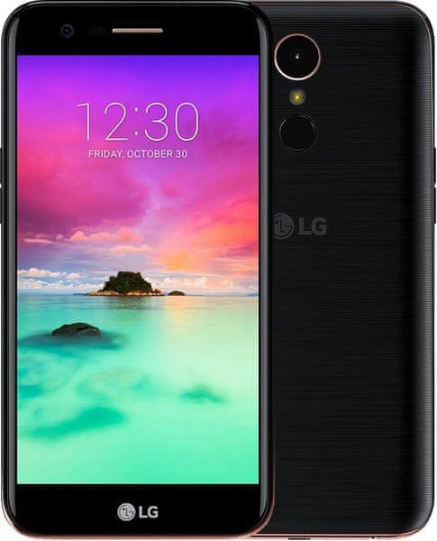 LG M250n K10 2017, černý