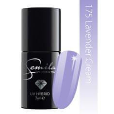 Semilac lakier hybrydowy 175 UV Hybrid Semilac Lavender Cream - 7 ml
