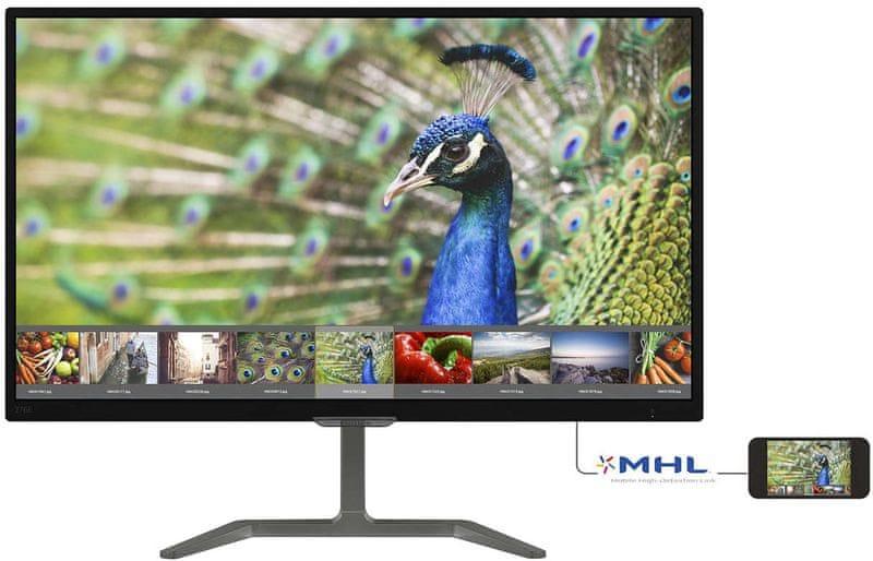 """Philips 276E7QDAB - LED monitor 27"""" (276E7QDAB/00)"""