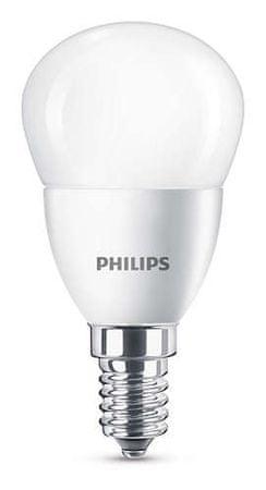 PHILIPS Consumer LED 25W P45 E14 Kisgömb izzó