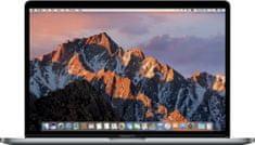 """Apple MacBook Pro 15"""" s Touch Barem, 512GB SSD, šedá CTO (MLH32CZ/A)"""