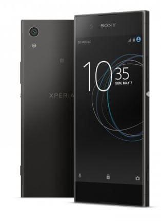 Sony GSM telefon Xperia XA1, črn
