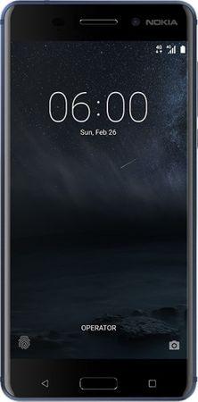 Nokia GSM telefon 6 Dual Sim, moder