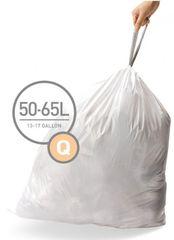 Simplehuman Sáčky do koše typ Q (50 - 65 l) 20 ks