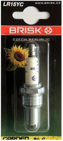 Brisk LR15YC zapalovací svíčka