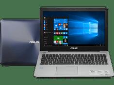 Asus X556UA-DM836T Notebook, Sötétkék