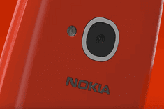 Nokia mobilni telefon 3310, crveni