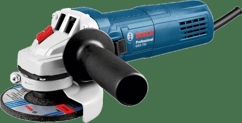 BOSCH Professional GWS 750 (125)