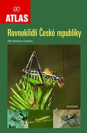 Kočárek Petr: Rovnokřídlí České republiky