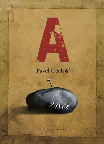 Čech Pavel: A - komiks