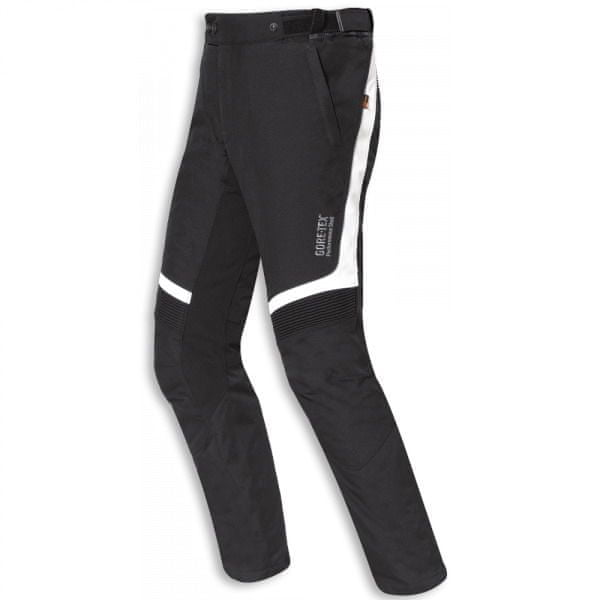 Held pánské kalhoty ARESE vel.S, GORE-TEX, černá/bílá