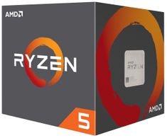 AMD procesor Ryzen 5 1500X z Wraith Spire 95W hladilnikom
