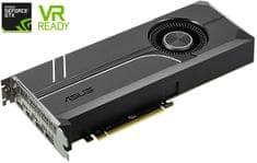 Asus grafična kartica GeForce GTX 1080 Ti TURBO, 11GB GDDR5X, PCI-E 3.0