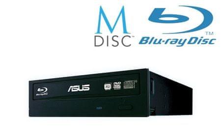 Asus BC-12D2HT, čierna Retail (90DD01K0-B20000)