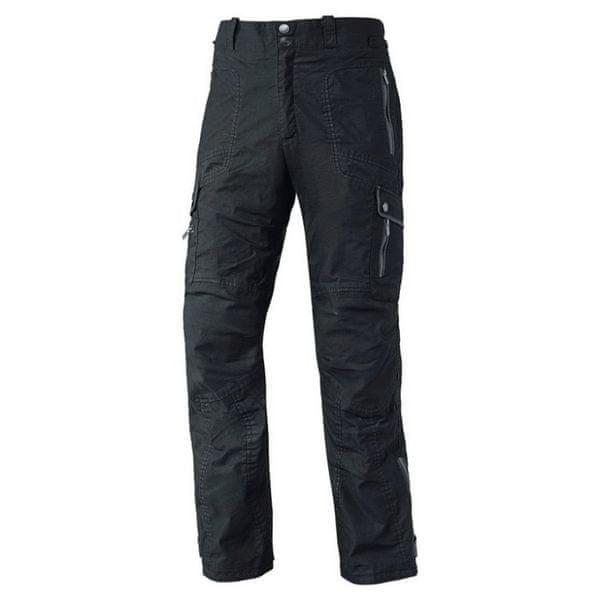 Held pánské kalhoty TRADER vel.XL černá, textilní (kevlar) - jeans