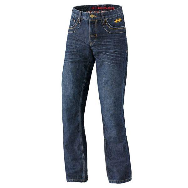 Held pánské kalhoty HOOVER vel.32 textilní - jeans, modrá, kevlar